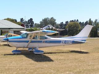 Cessna 182Q, ZK-VNE, Southshore Marine Holdings