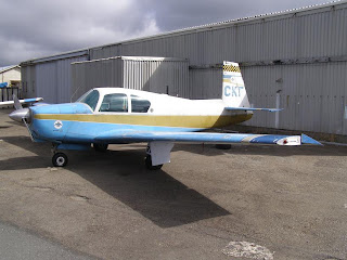 Mooney M20C, ZK-CKF