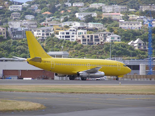 Boeing 737-219QC, ZK-NQC, Airwork/NZ Post