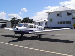 Piper PA28-161 Warrior, ZK-EQS