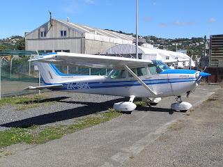 Cessna 172P, ZK-SBK, Canterbury Aero Club