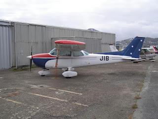 Cessna 172M, ZK-JIB, Nelson Aero Club