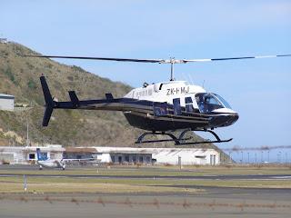 Bell 206L, ZK-HMJ