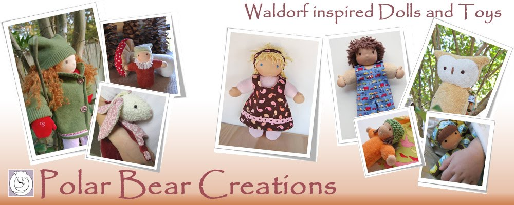 Polar Bear Creations Dolls