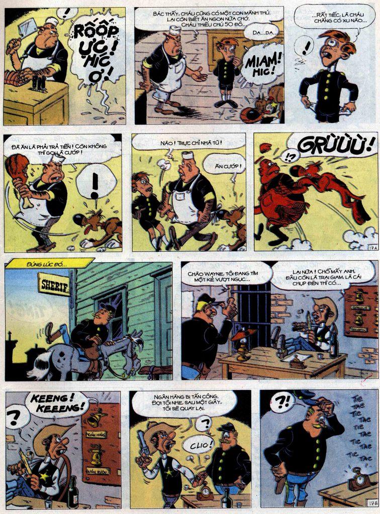 Lucky Luke Chap 71 - Trang 17
