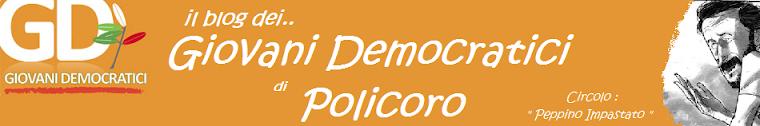 Giovani Democratici Policoro