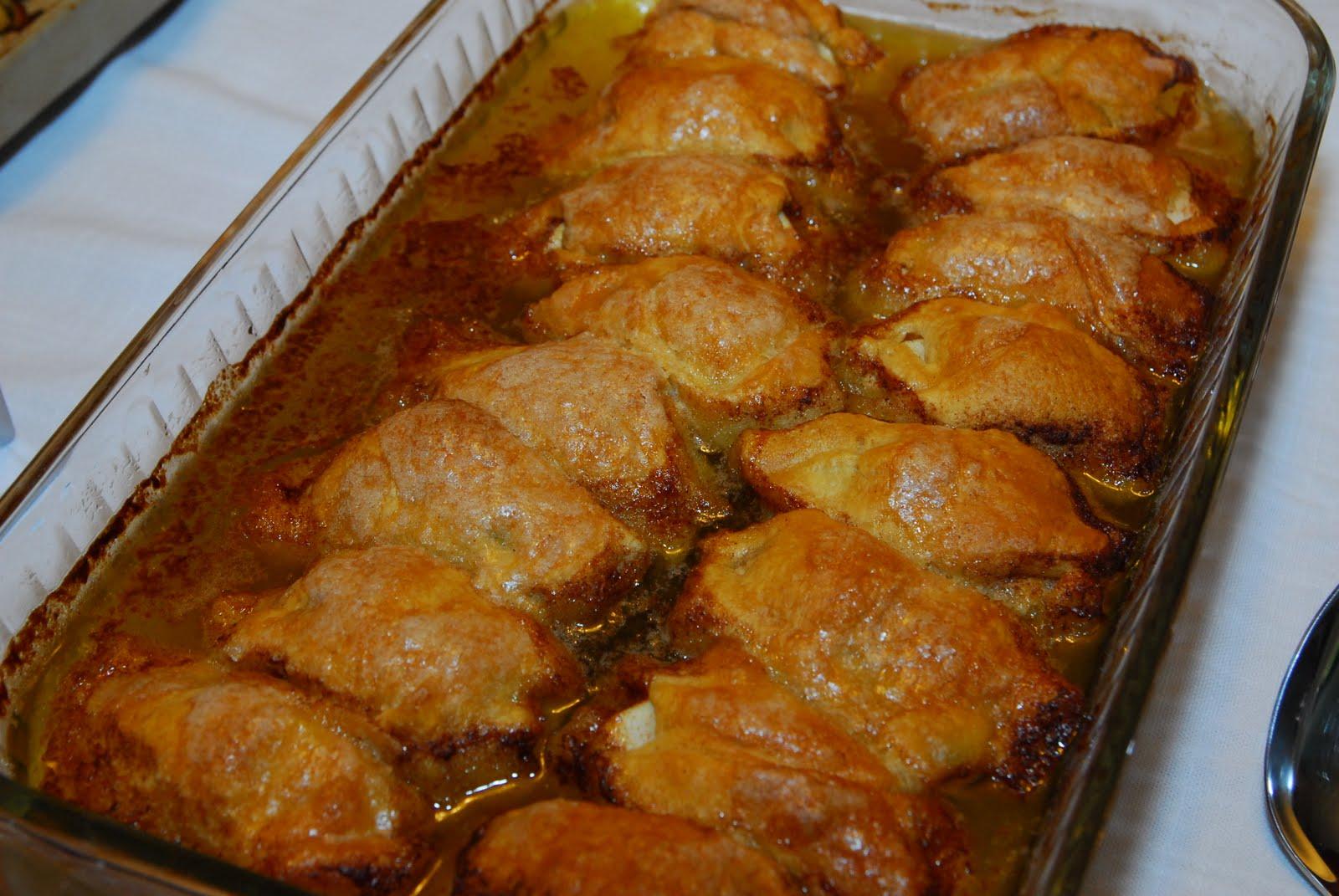 apple dumplings apple dumplings with rich cinnamon sauce dumplings