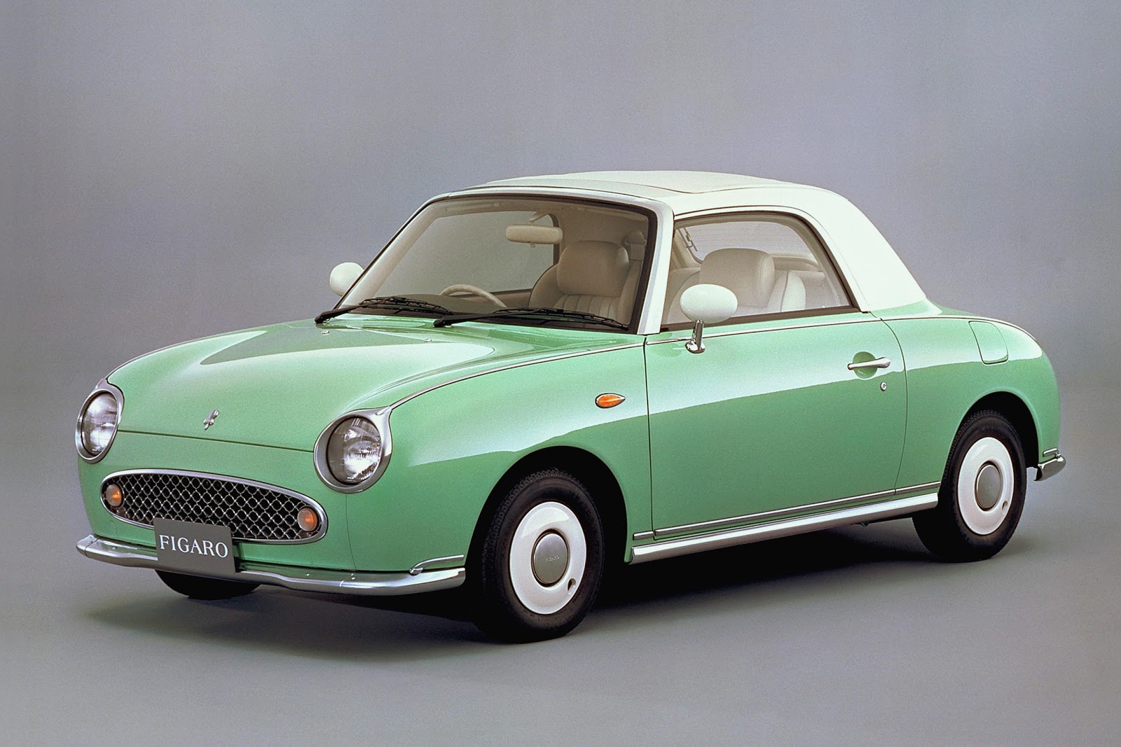 Nissan Figaro 1989 Japanese Classic Car Muscle Cars