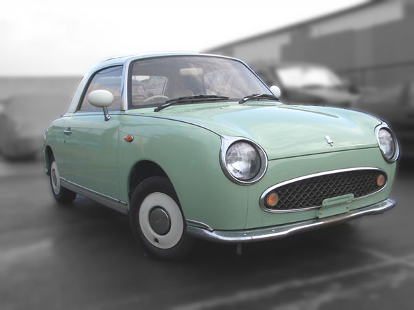 Nissan Figaro 1989 Japanese Classic Car images and Review ~ LUXURY ...