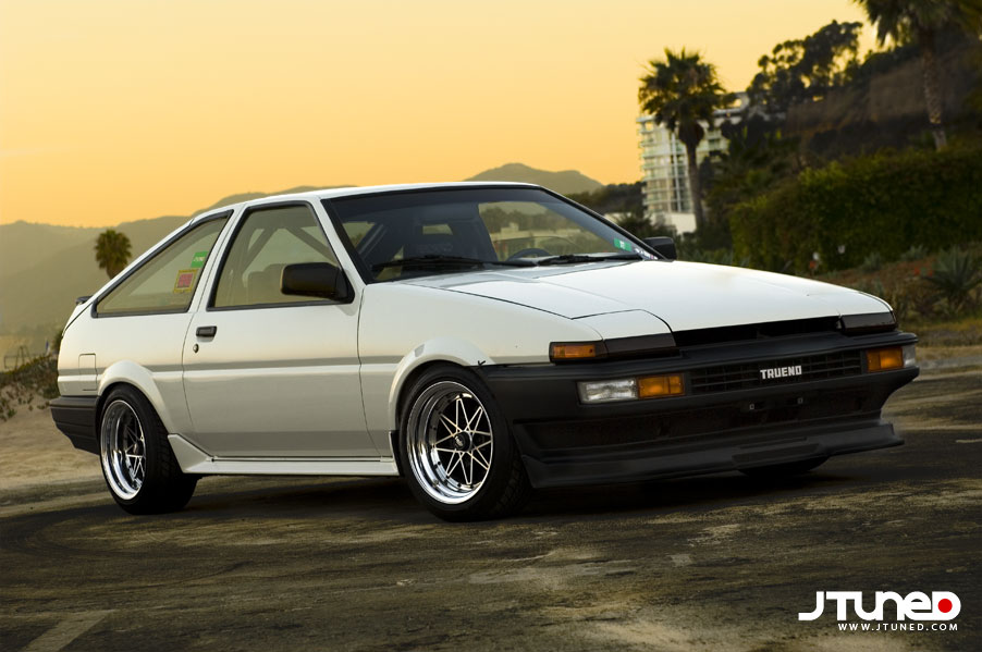 Toyota Collora Trueno Japan Classic Cars Muscle Cars