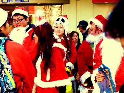 Natale a Tokyo - foto di Elisa Chisana Hoshi