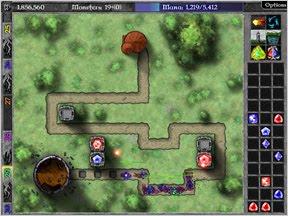 GemCraft Juego de Estrategia