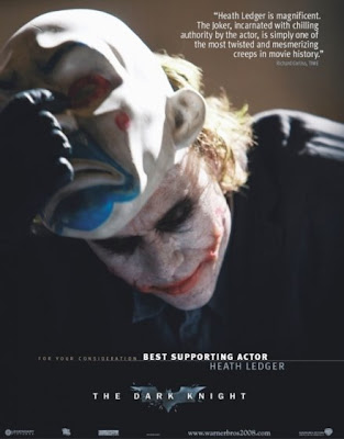 Heath Ledger Oscar best supporting actor