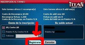 Confirmar registro