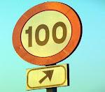 ilk 100'e girmiş bulundum