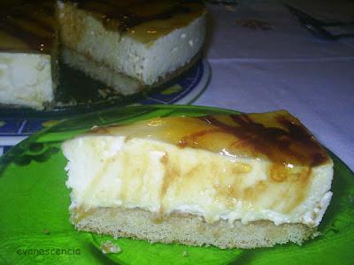 racion tarta mousse limon
