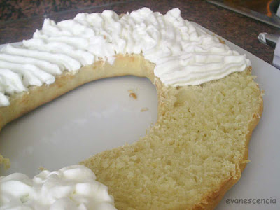 relleno roscon con nata
