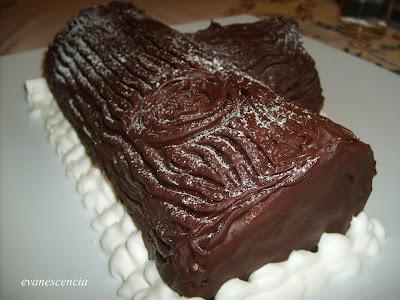 chocolate imitando madera