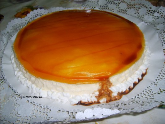 tarta mousse de limon