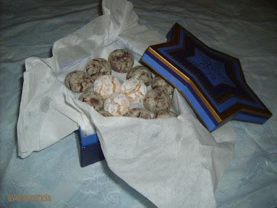 caja de galletas para regalo