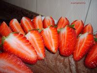 fresas decorar