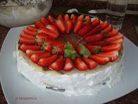 cubrir laterales de tarta