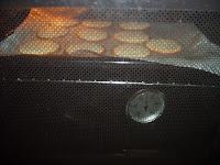 galletas horneandose