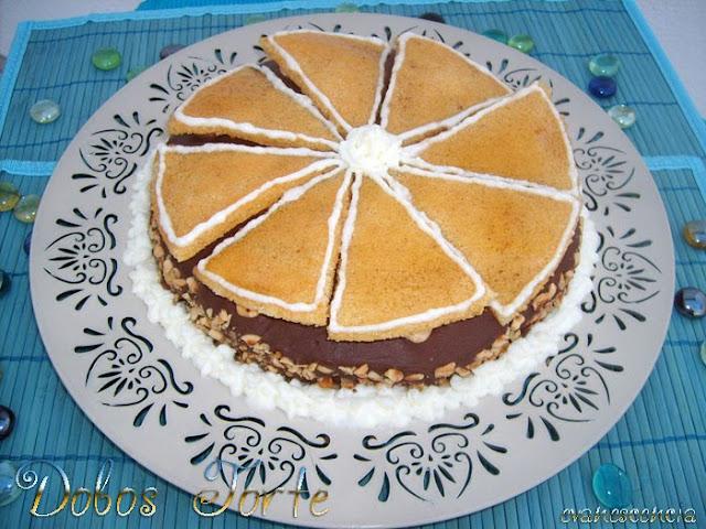 receta dobos torte