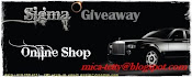 Sigma Giveaway Online sHOP