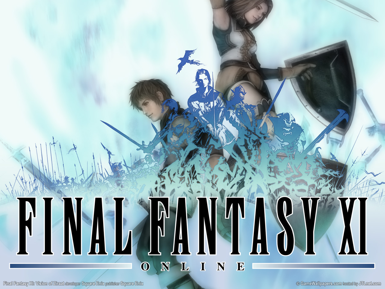 final fantasy xi online wallpaperholic