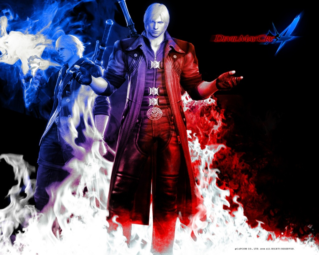 wallpapers devil may cry - photo #6