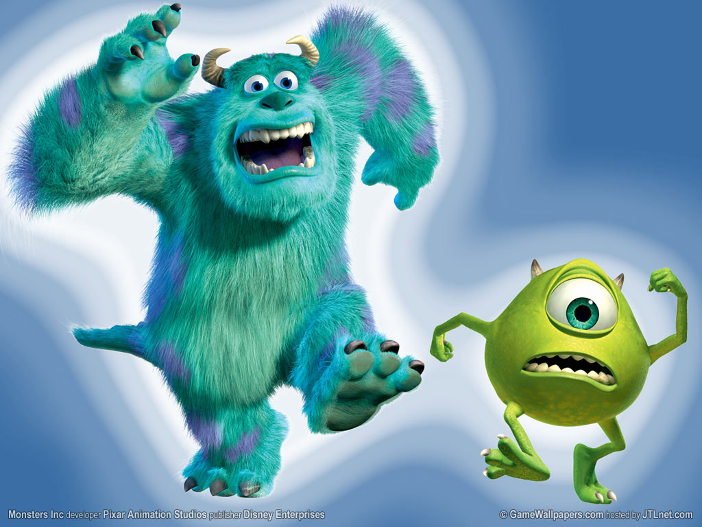 monster inc Free 2-day shipping on qualified orders over $35 buy monsters, inc (dvd) at walmartcom.
