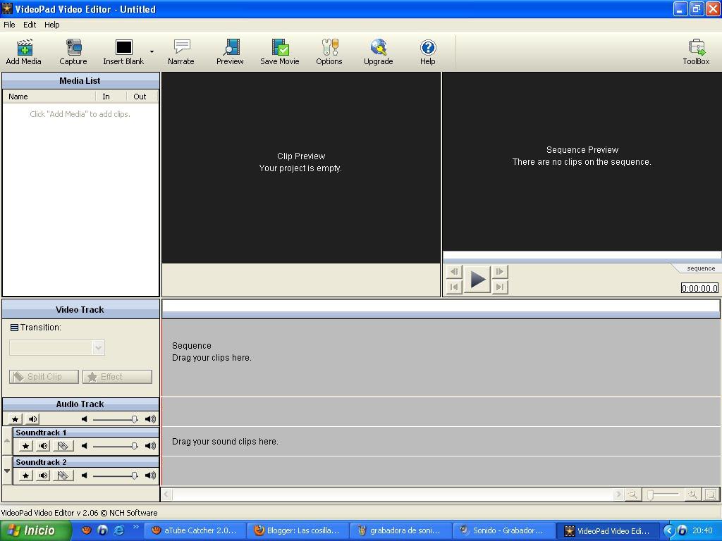 Как в videopad video editor сделать русский язык