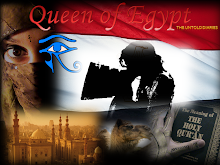 QUEEN OF EGYPT. The Untold Diaries. Appraisal: 7,000,000