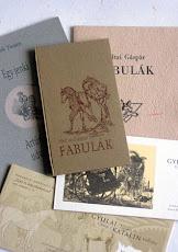 Bibliofil könyveim