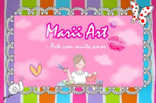 .:*:. Marii Art - By Mariana Felix .:*:.