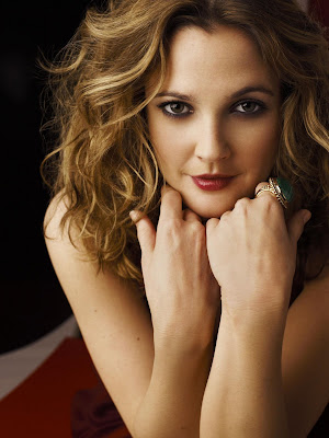 Drew barrymore in new photo shoot crazy days and nights
