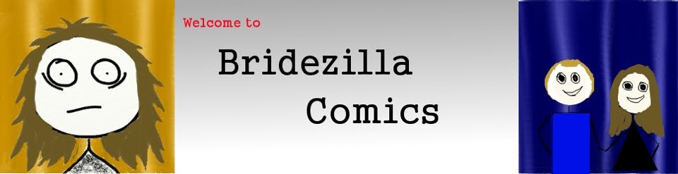 Bridezilla Comics