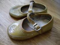 Mina första skor, storlek 18