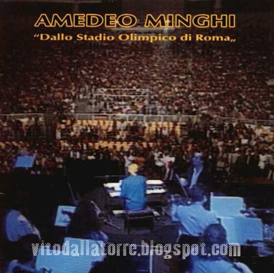 Amedeo Minghi - La Notte Più Lunga Del Mondo