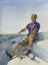 My Favorite Portrait—Todd Sailing