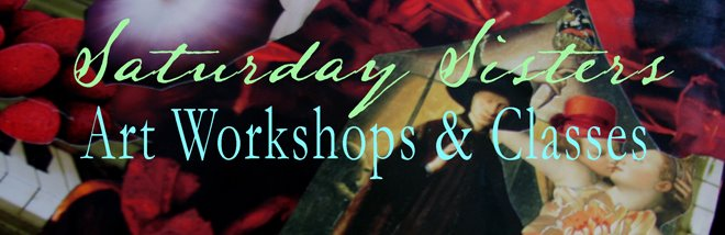 Saturday Sisters Art Workshops Charlotte NC