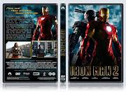 En 'Iron Man 2' el mundo sabe que el multimillonario Tony Stark (Robert . (iron man dvd cover by nokdesigns)