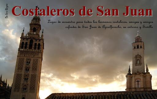 Costaleros de San Juan