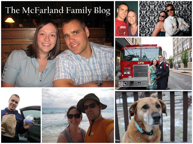 The McFarland Family Blog