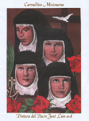 Blessed Esperanza, Blessed Refugio, Blessed Daniela and Blessed Gabriela