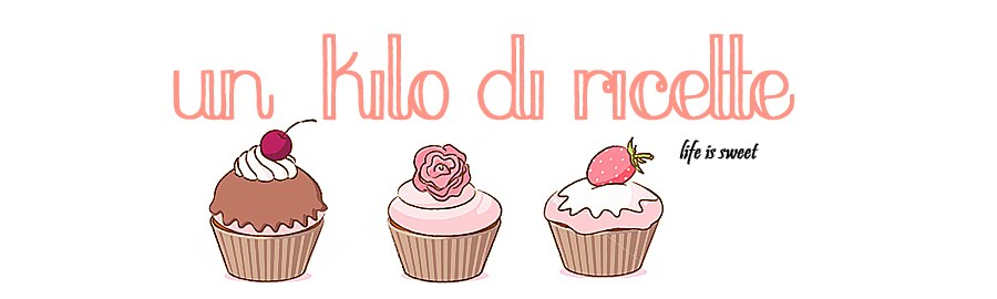 UN KILO DI RICETTE