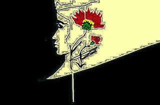 flores e facas-silvia chueire
