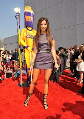 Ashley Tisdale at 2009 MTV Music Awards
