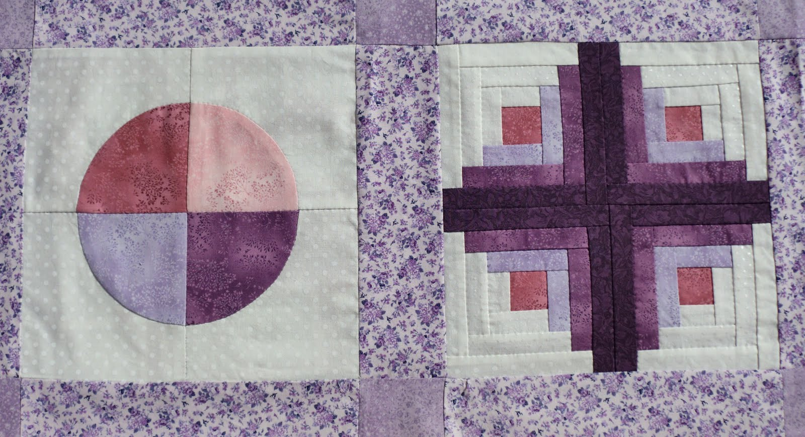 Mi Colcha De Patchwork Y Demás Cosillas Aprender Manualidades Es . Full resolution‎  image, nominally Width 1600 Height 868 pixels, image with #7C3F4D.